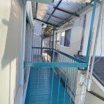 ベランダ(2階南側和室)