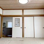 1階和室(掘りごたつ付き)(居間)